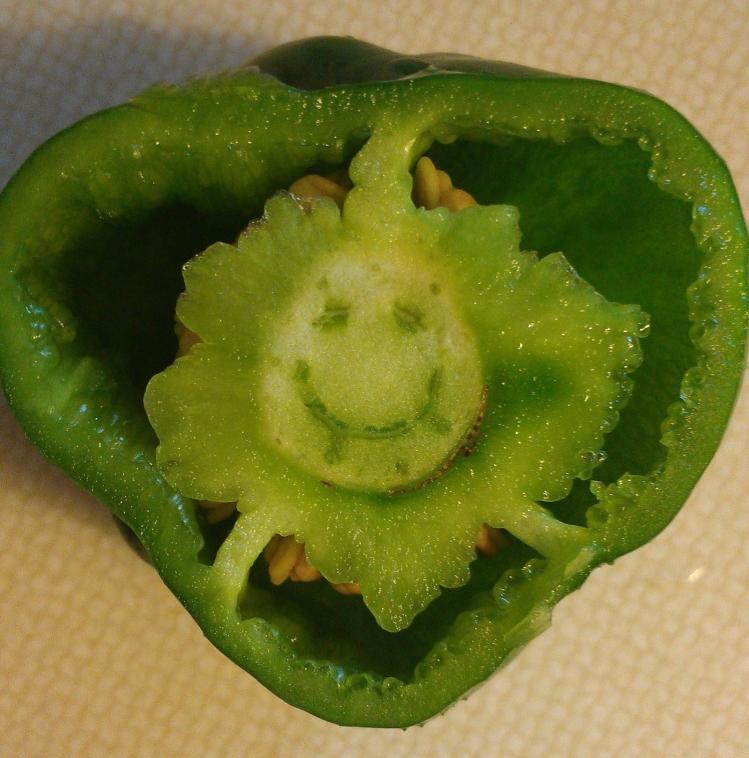 Pepper Smile