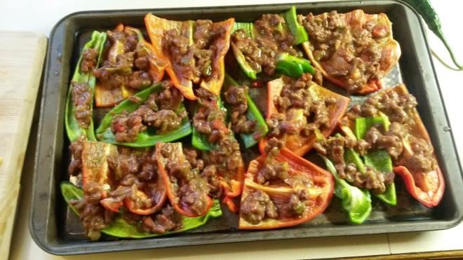 Grainless nachos #1